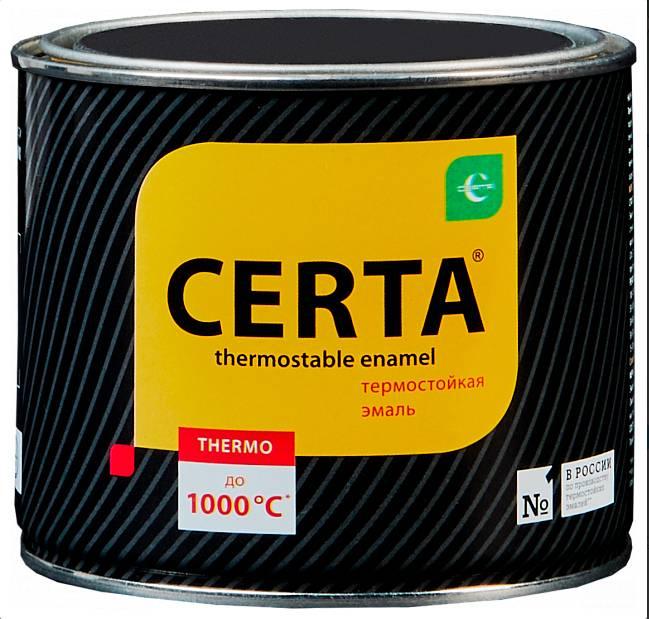 Какую лучше выбрать термостойкую краску по металлу до 1000 градусов