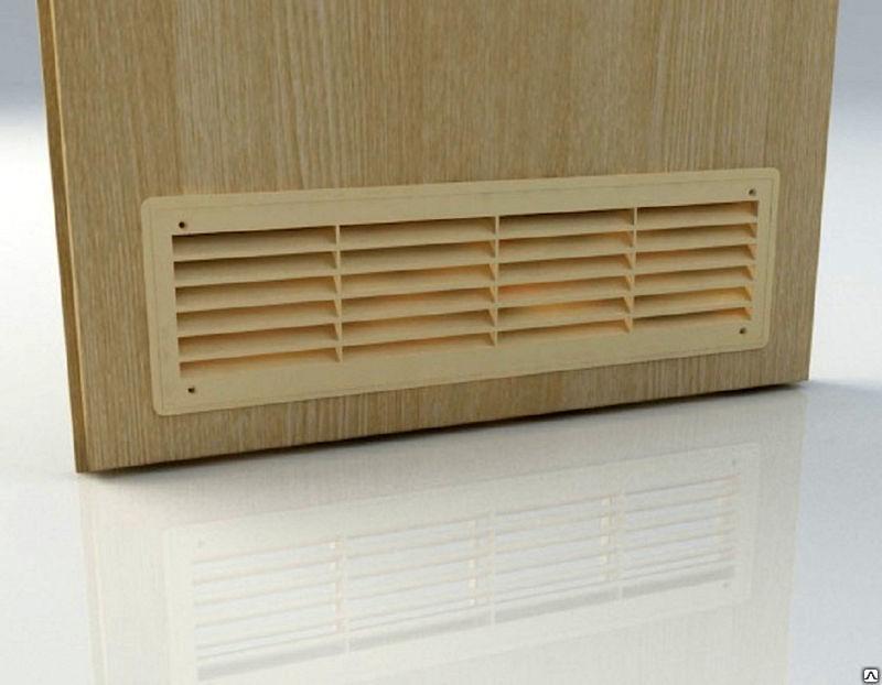 Регулируемые вентиляционные решетки - виды, конструкция и монтаж