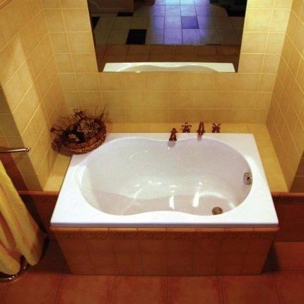 Сидячая ванна: обзор видов, моделей и цен