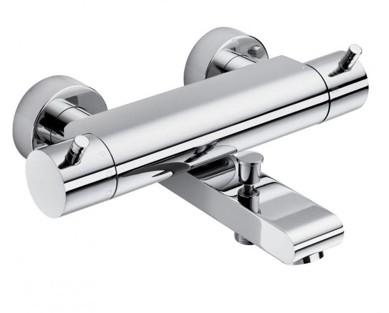 Термостатический смеситель: выбор устройства с термостатом