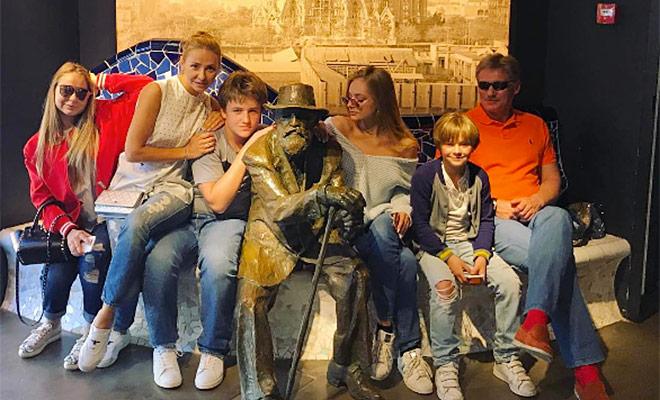 Дмитрий песков: биография, личная жизнь, семья, жена, дети — фото - globalsib