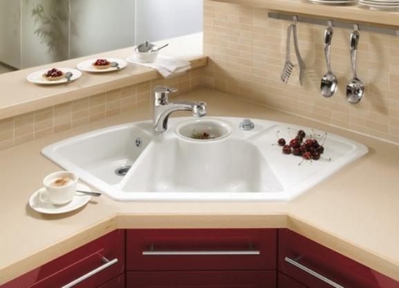 Угловые раковины в ванную комнату: общий обзор + инструкция по установке