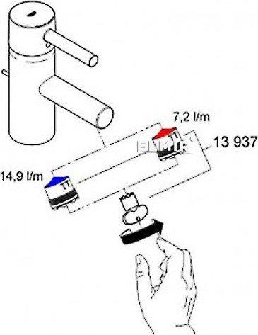 Аэратор для смесителя — разновидности, размеры