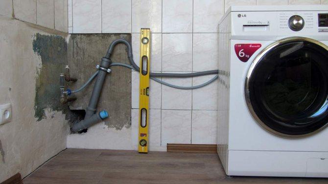 Как самостоятельно подключить стиральную машину: пошаговая инструкция