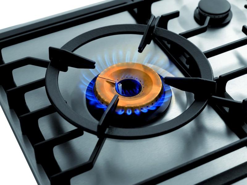 Газовая плита – маленький живой очаг - плита, газ, форсунка, конфорка, розжиг