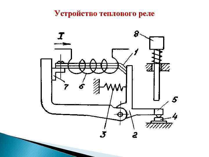 Назначение теплового реле - всё о электрике в доме