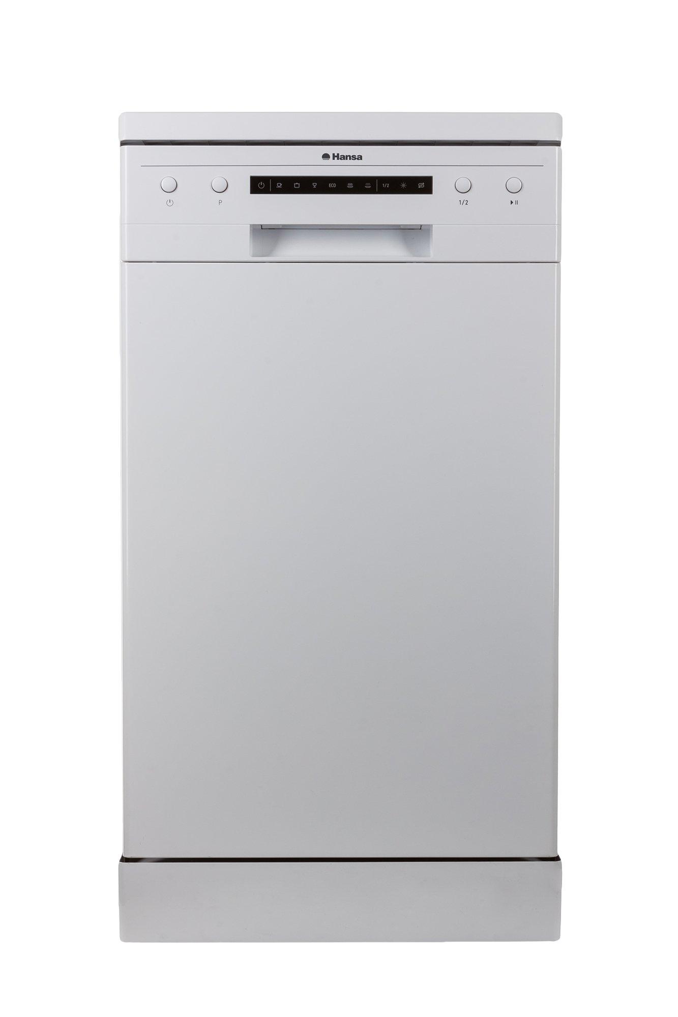 Советы по выбору лучших моделей посудомоечной машины шириной 45 см: indesit dsr15b3, hansa zwm416wh, electrolux esf9451low, bosch sps40e42