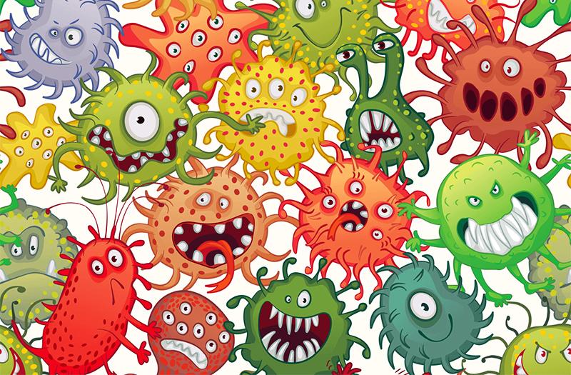 15 неожиданных вещей, на которых больше микробов, чем на ободке унитаза