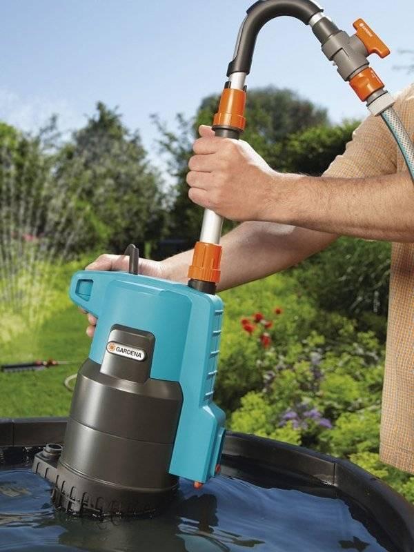 Как выбрать насос для полива огорода в зависимости от источника воды
