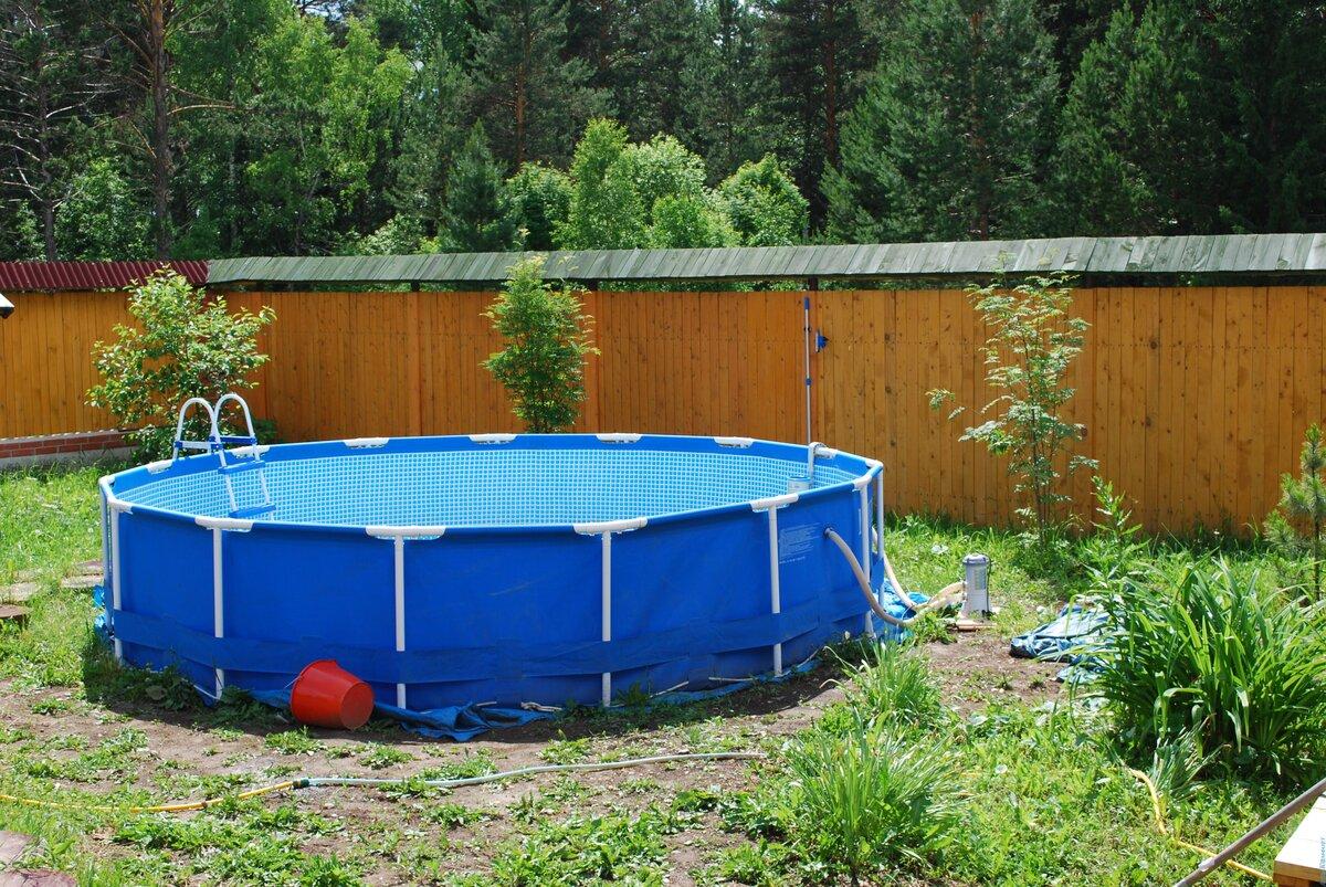 Как построить бассейн своими руками: пошаговая инструкция как построить каркасный или любой другой бассейн на даче самому