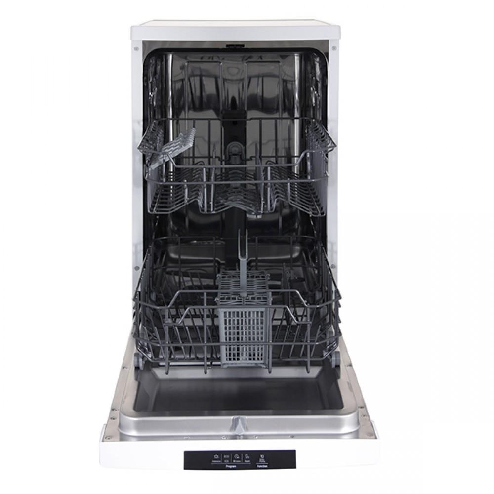 Midea mfd45s110 w. обзор посудомоечных машин midea 45 см