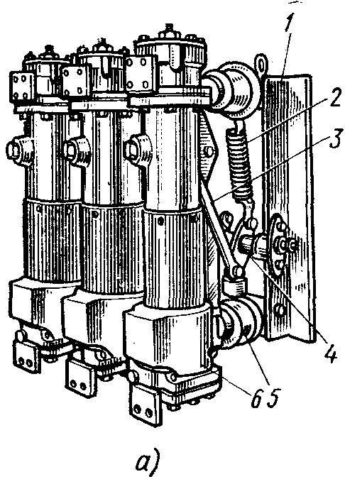 Масляный выключатель — википедия. что такое масляный выключатель