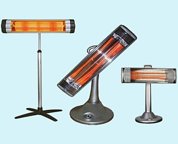 Как выбрать инфракрасный карбоновый обогреватель: обзор виды