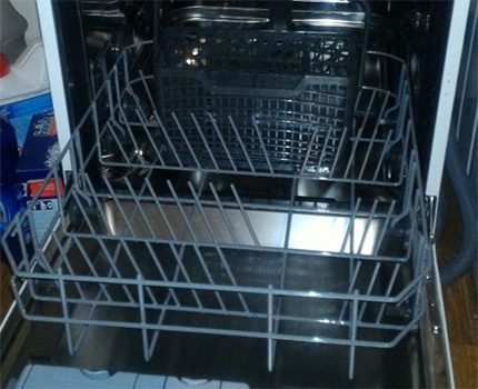 Посудомоечная машина electrolux esf9423lmw: функции и режимы бытовой техники