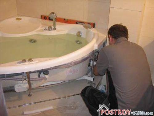 Как правильно выбрать ванну с гидромассажем