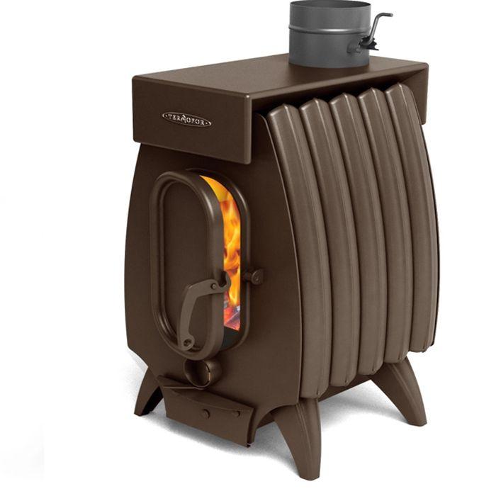 Печное отопление частного дома: разновидности печей и варианты их обустройства