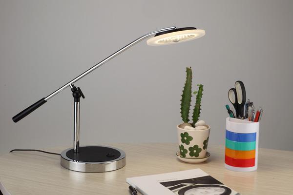 Светодиодные настольные лампы: обзор моделей и лидирующих на рынке марок - точка j