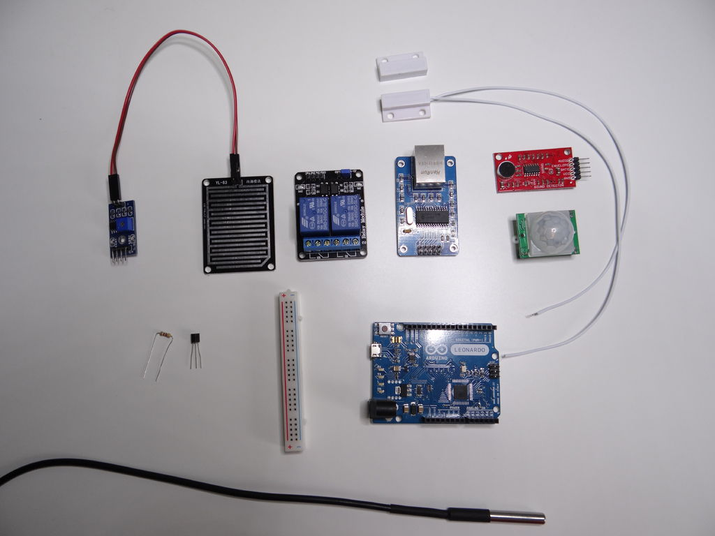 Arduino: возможности «умного дома», датчик температуры и влажности, составление проекта и создание системы управления жилищем своими руками