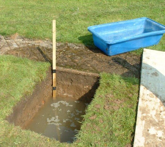 Септик при высоком уровне грунтовых вод: особенности монтажа, как выбрать и определить угв