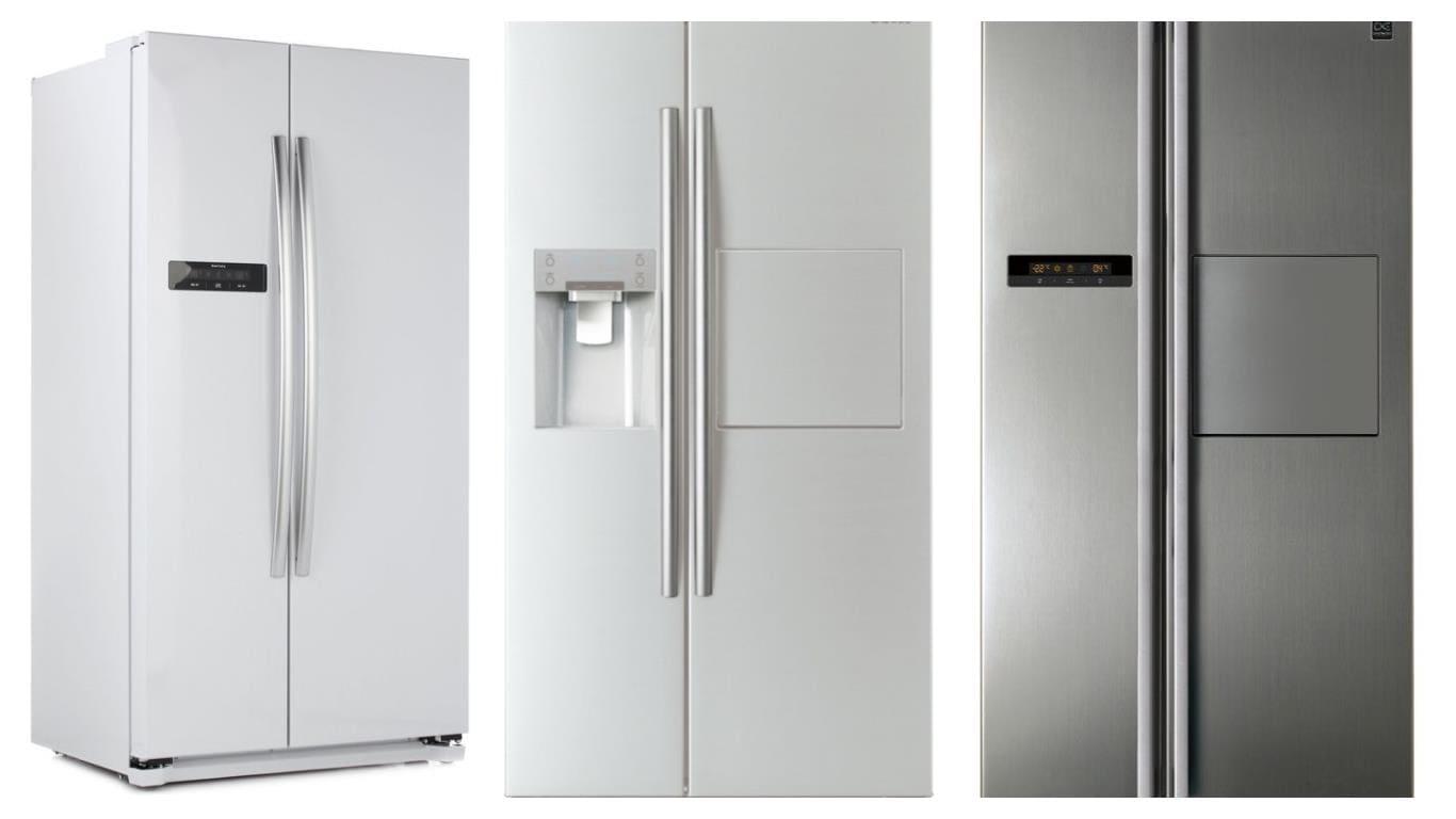 Лучшие холодильники side by side - рейтинг топ-6 моделей 2020