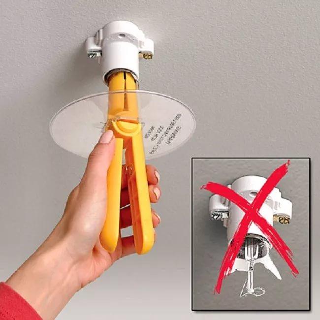 Как разобрать лампочку: инструкция