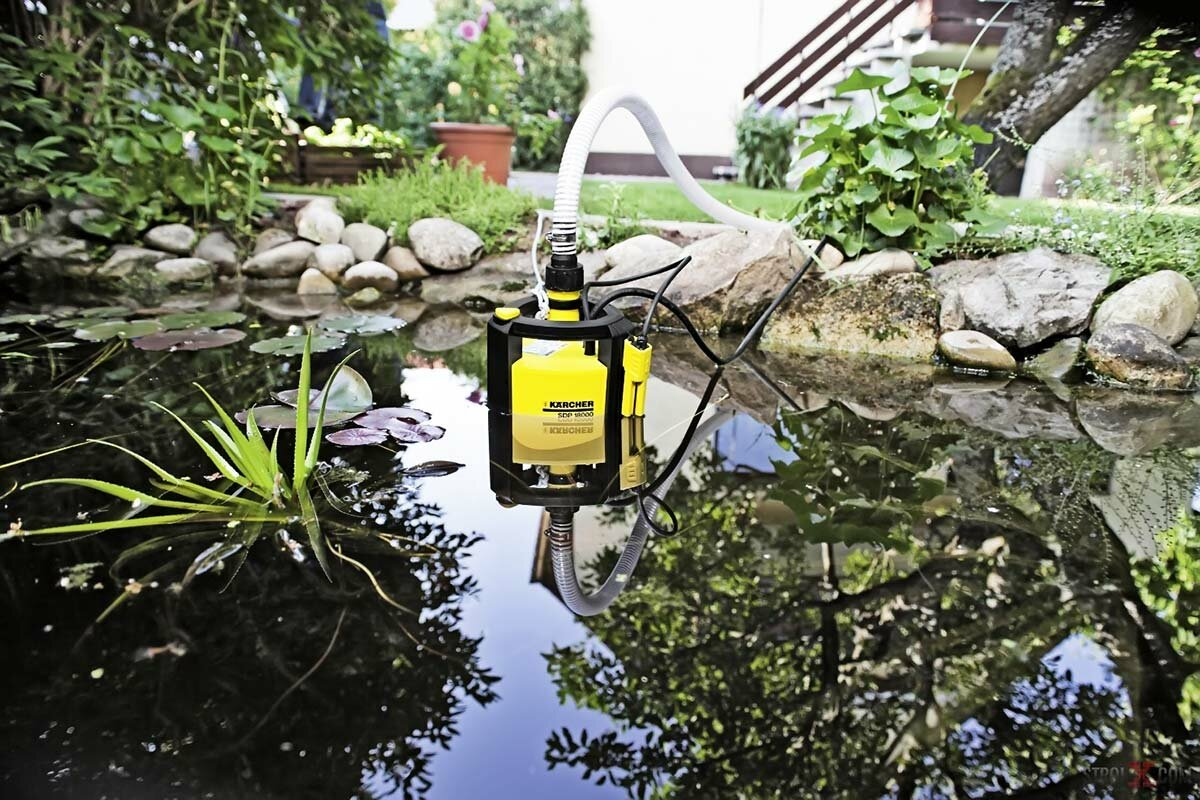 Насос для полива из колодца: какой выбрать для летнего использования для огорода