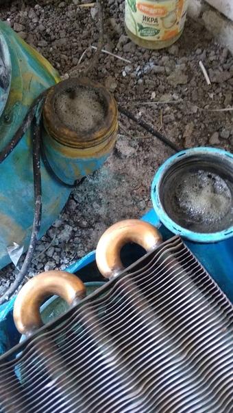 Промывка теплообменника газового котла: нюансы процедуры и обзор средств для чистки
