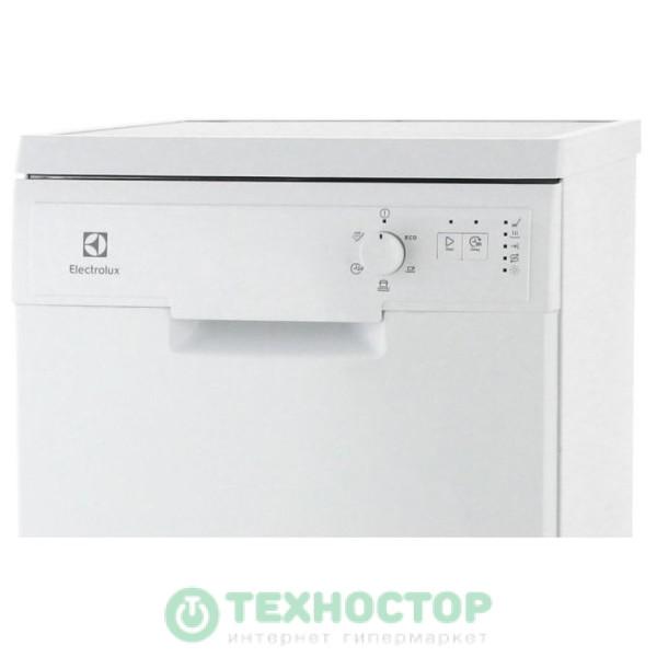 Посудомоечная машина electrolux esf9423lmw: функции и режимы бытовой техники - точка j