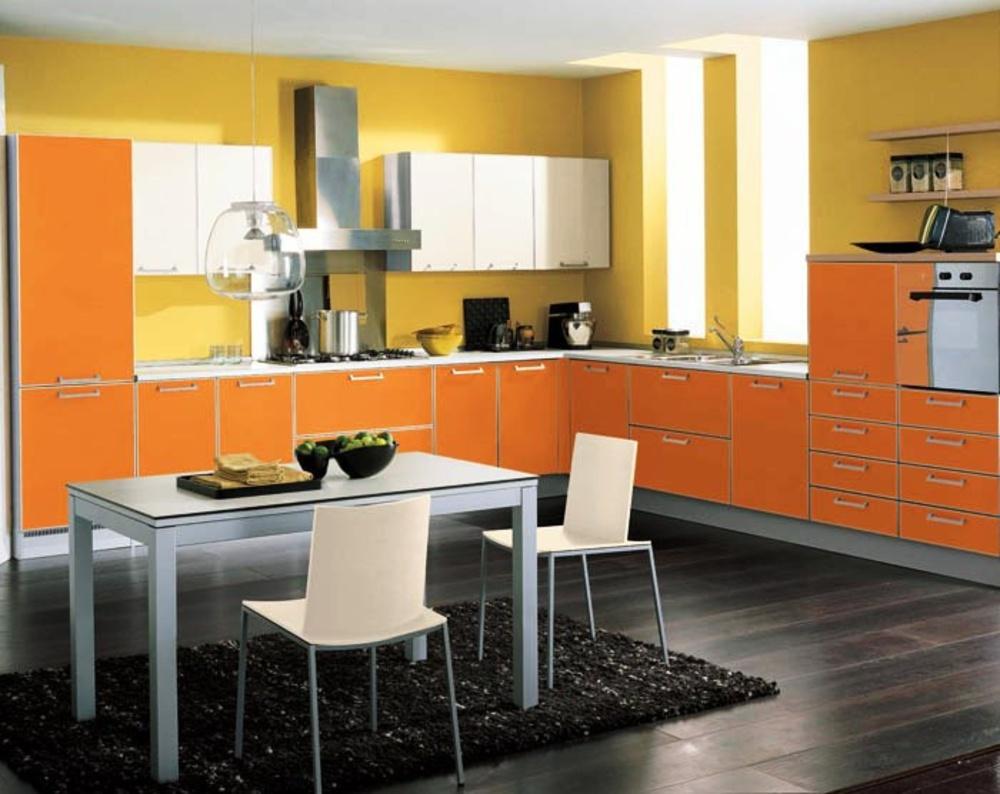 Стены на кухне: каким материалом лучше покрыть кухню
