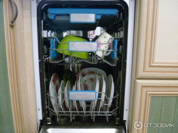 Посудомоечная машина korting kdi 45175: отзывы и обзор
