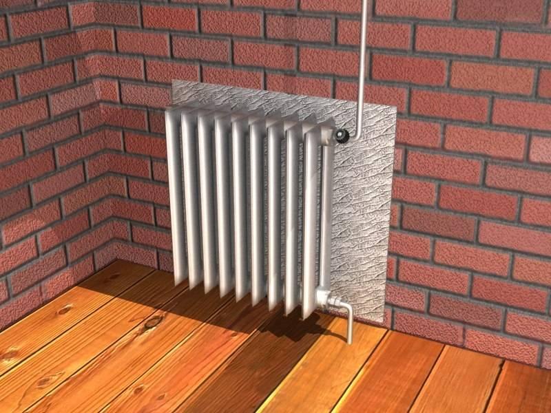 Звукоизоляция батарей отопления и труб: избавимся от гула, шума и грохота в радиаторе