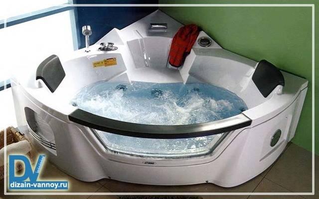 Как выбрать ванну с гидромассажем (42 фото): выбираем гидромассажное изделие для ног и для всего тела