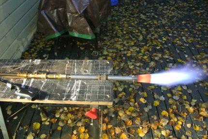 Газовые горелки для пайки своими руками: инструкция по изготовлению из подручных средств