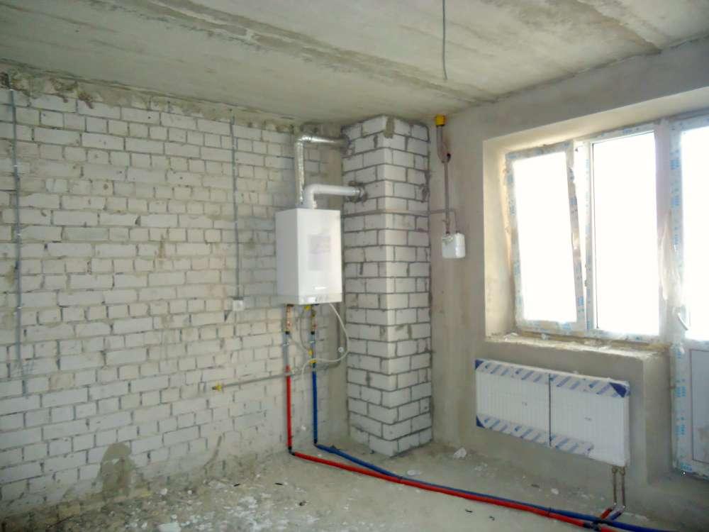Как перейти с центрального отопления на газовое?