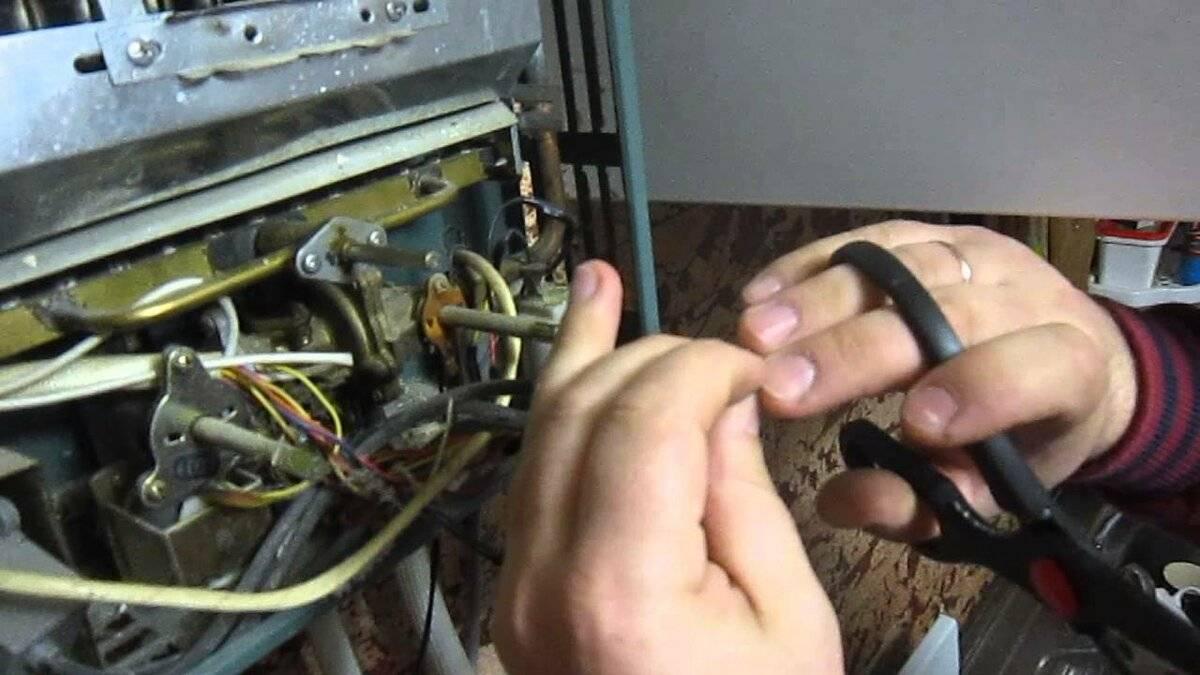 Советы по ремонту и сервису газовой колонки bosch