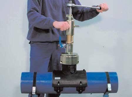 Как варить трубы под давлением
