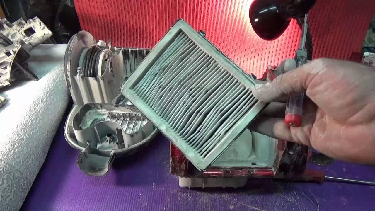 Инструкция по разборке пылесоса самсунг 2000w