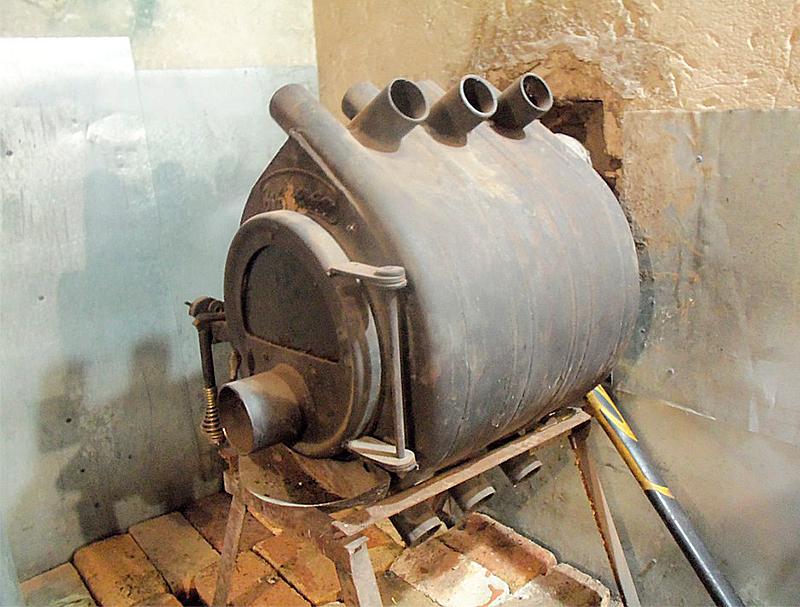 Как сделать печь ««булерьян»» для бани своими руками