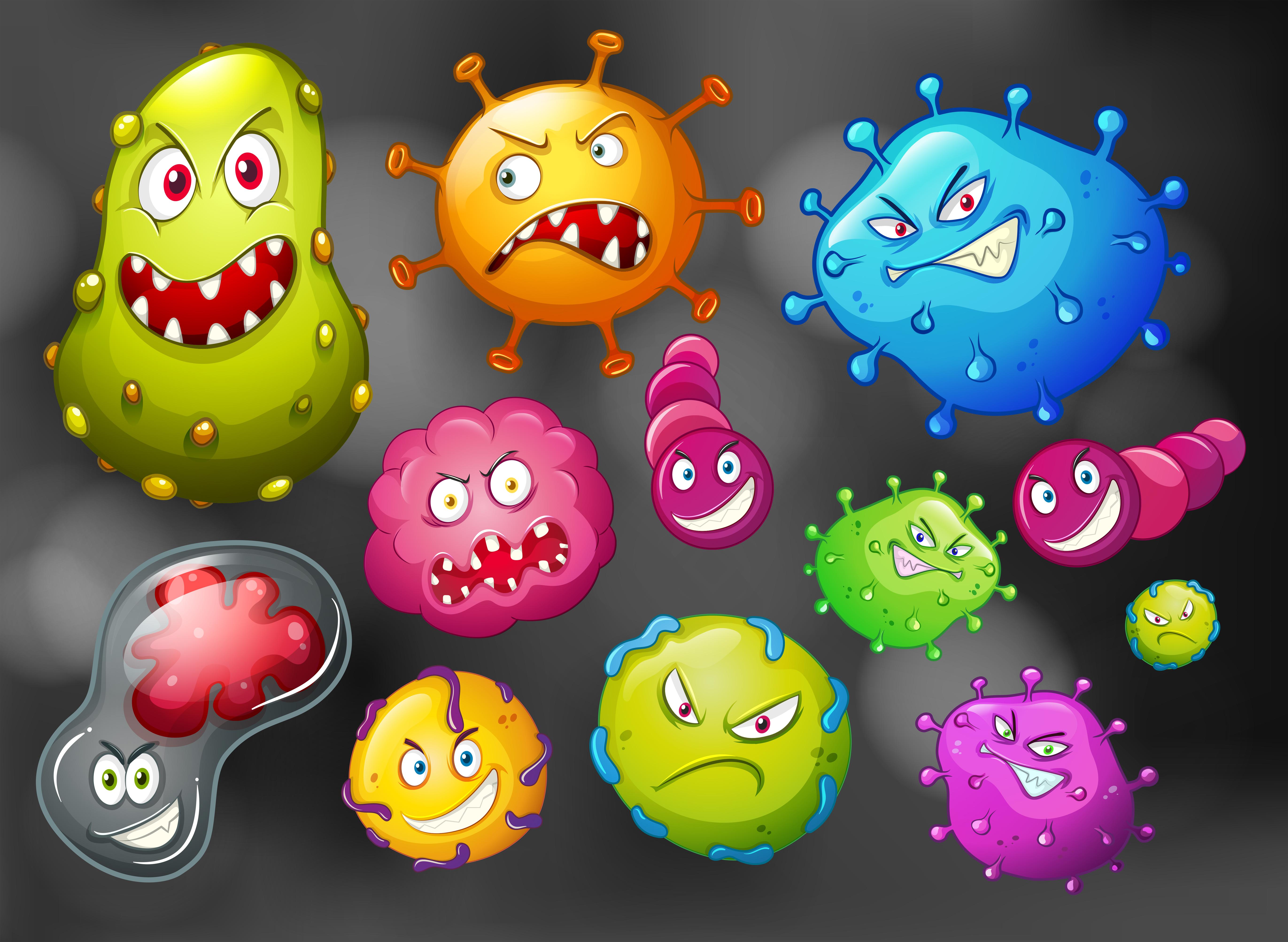 Ученые определили, где на теле и в окружении человека больше всего микробов medistok.ru - жизнь без болезней и лекарств