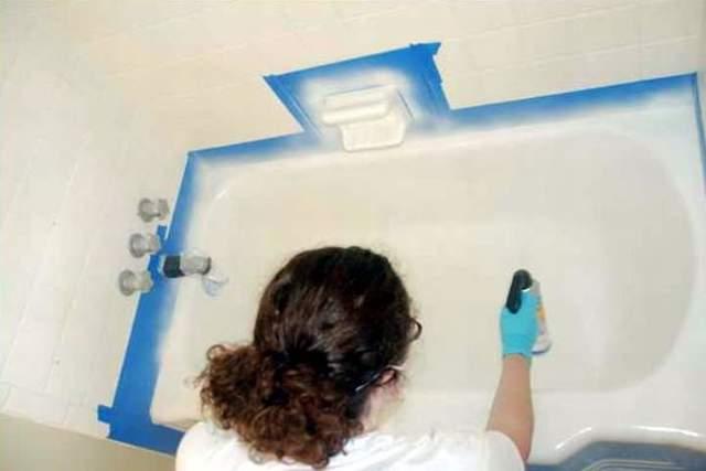 Реставрация ванн жидким акрилом: восстановление покрытия своими руками