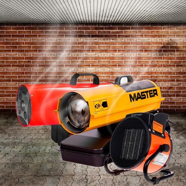 Лучший обогреватель для гаража - как выбрать мощный и недорогой