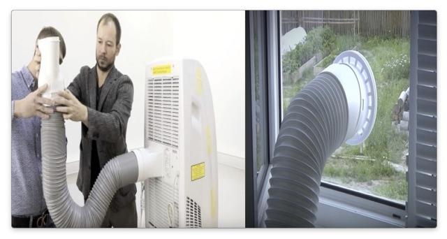 Правильный выбор напольного кондиционера без воздуховода для дома