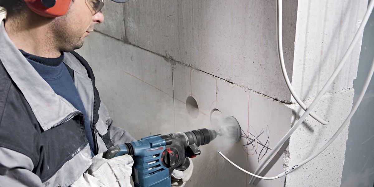 Штробление стен под проводку своими руками различными инструментами