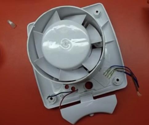 Канальный вентилятор: как разобрать для профилактики и ремонта? - zetsila