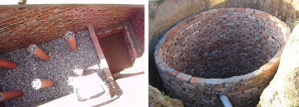 Обустройство системы канализации загородного дома: выгребная яма своими руками