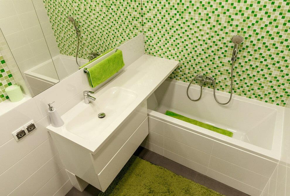 Как выбрать плитку для маленькой ванной комнаты: рекомендации, фото, видео, идеи 2020