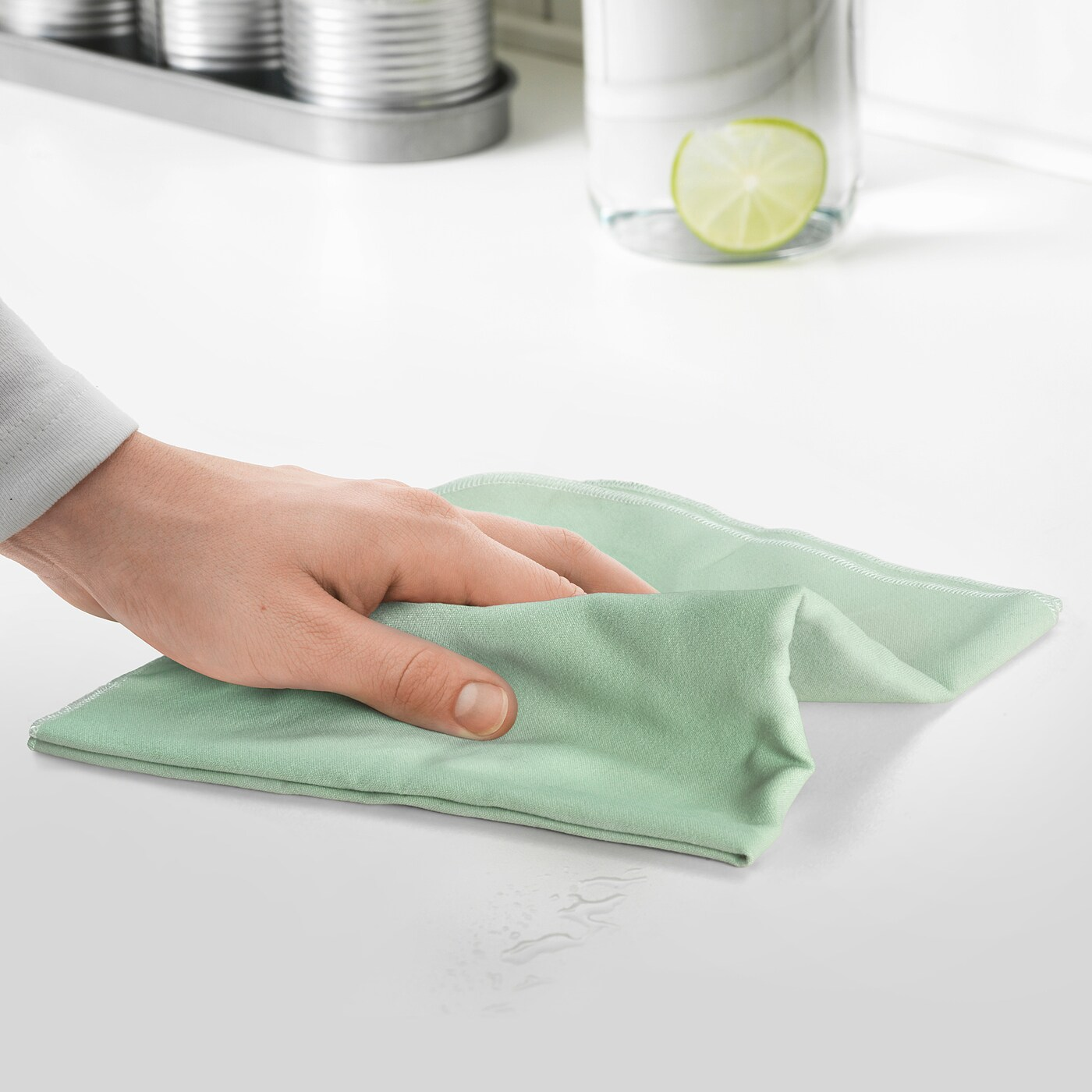 Особенности использования тряпки из микрофибры для уборки