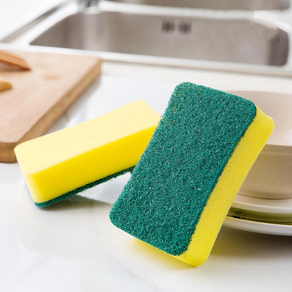 Почему нельзя мыть посуду губками