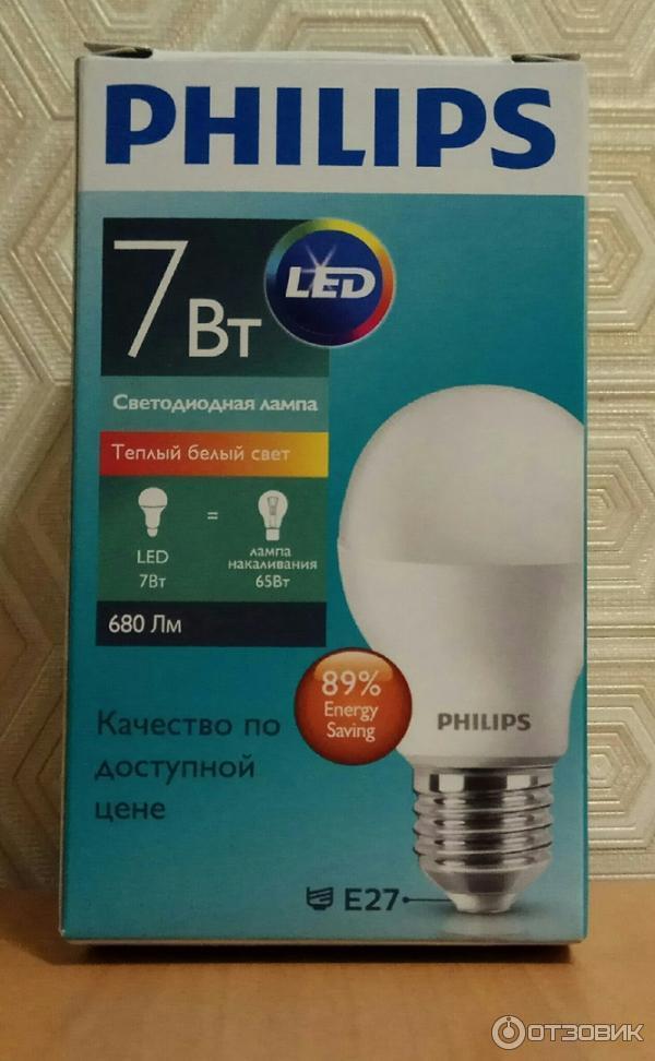 Характеризуем энергоэффективность светодионых ламп и светодиодов