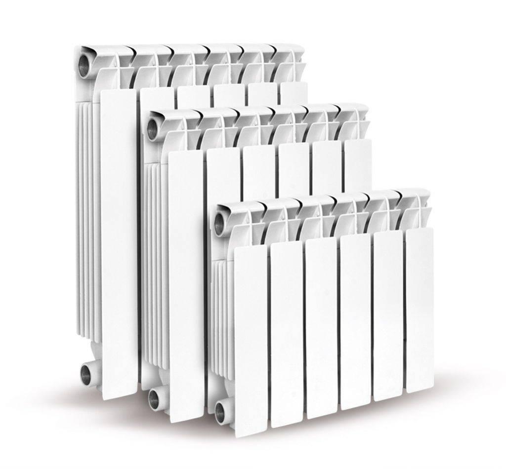 Какие биметаллические радиаторы отопления лучше выбрать для квартиры или частного дома